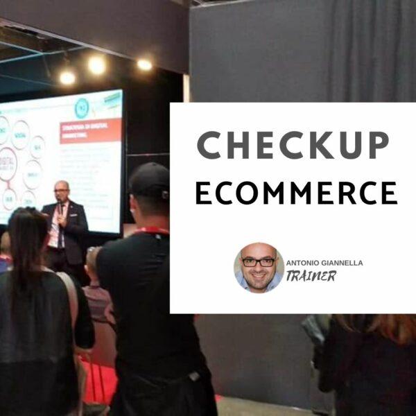 checkup ecommerce