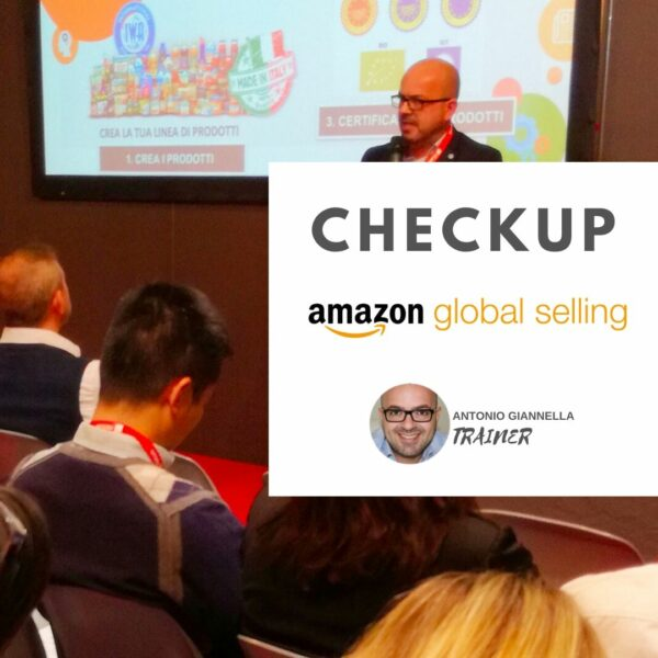 checkup amazon antonio giannella consulenza amazon seller